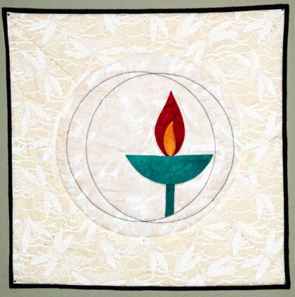 Chalice Banner Quilt